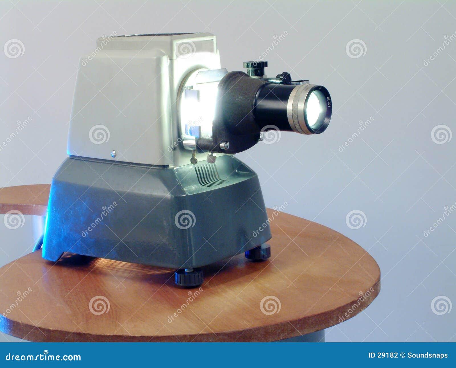 Projektor retro
