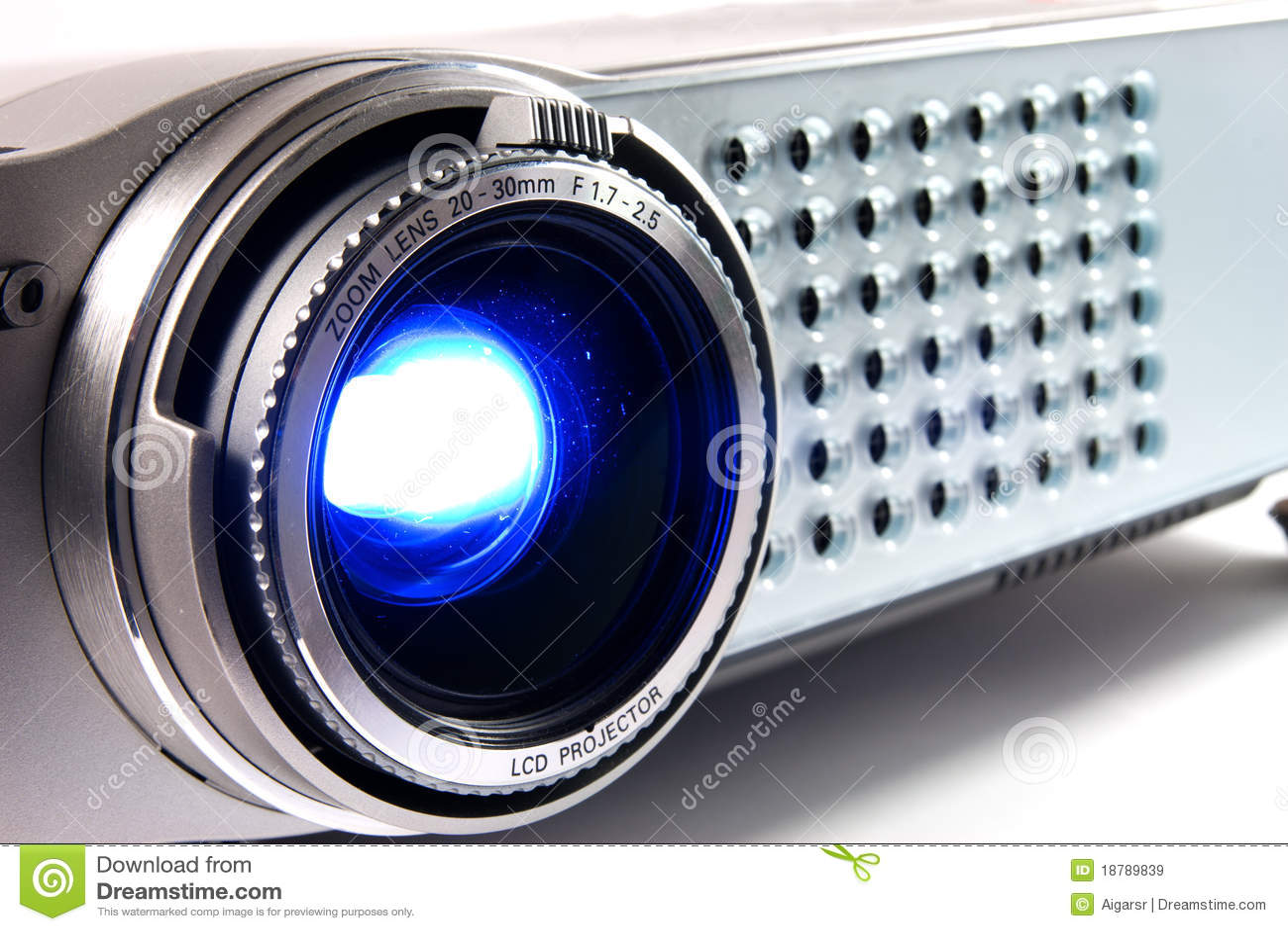 Projektorvideo