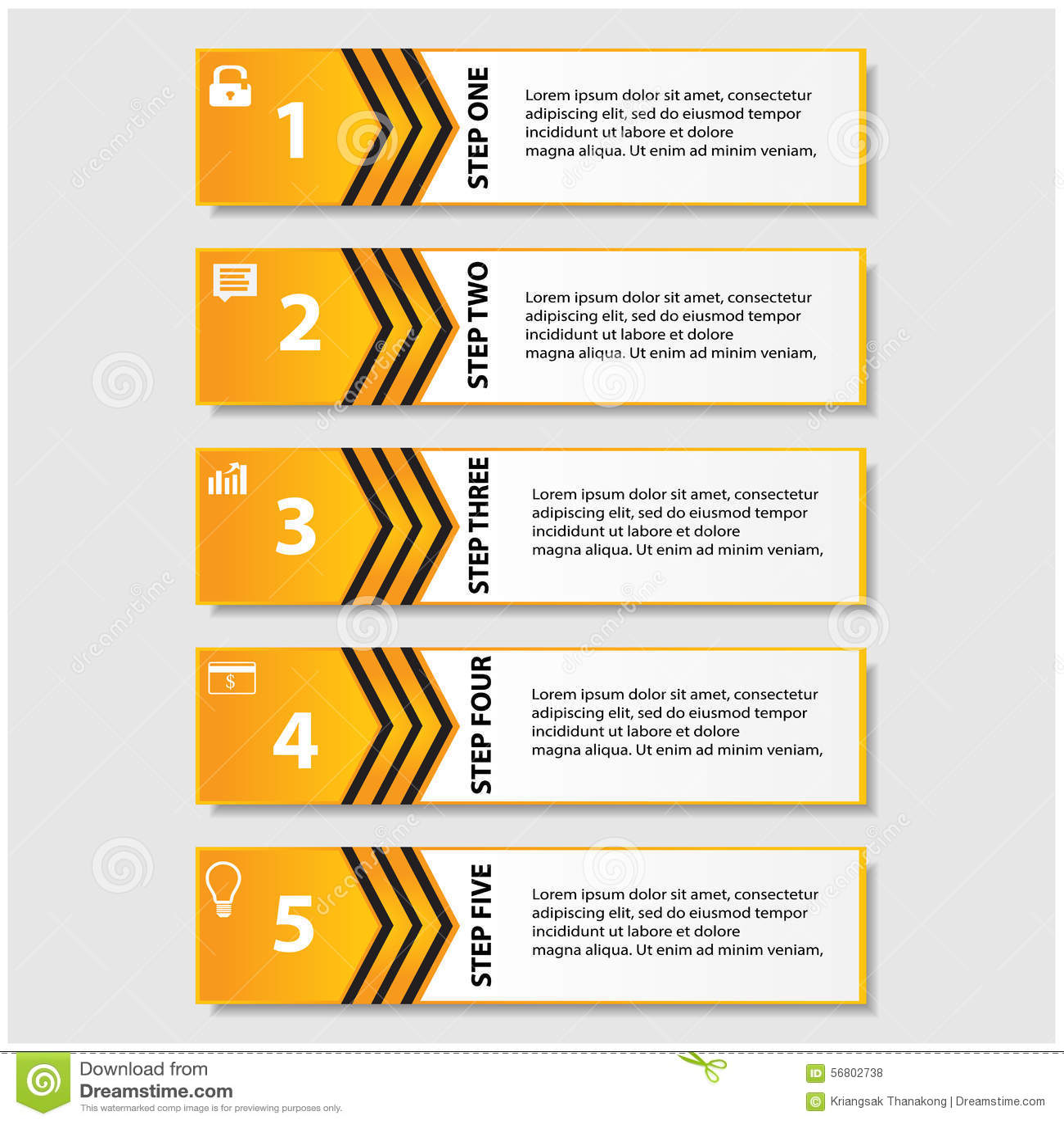 Projete o molde das bandeiras do número/disposição limpa do gráfico ou do Web site