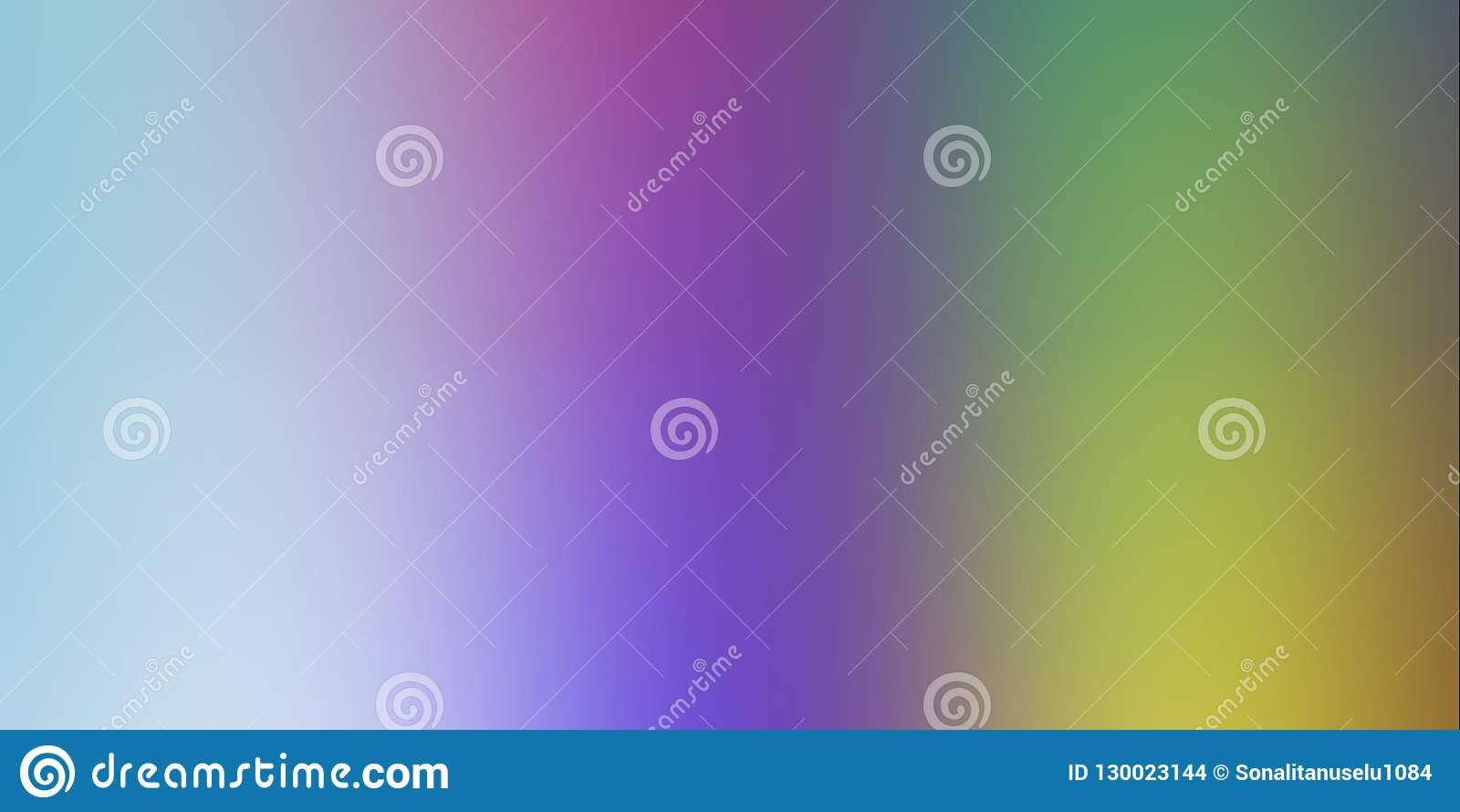 Projeto colorido do vetor do fundo do sumário do borrão, fundo protegido borrado colorido, ilustração vívida do vetor da cor