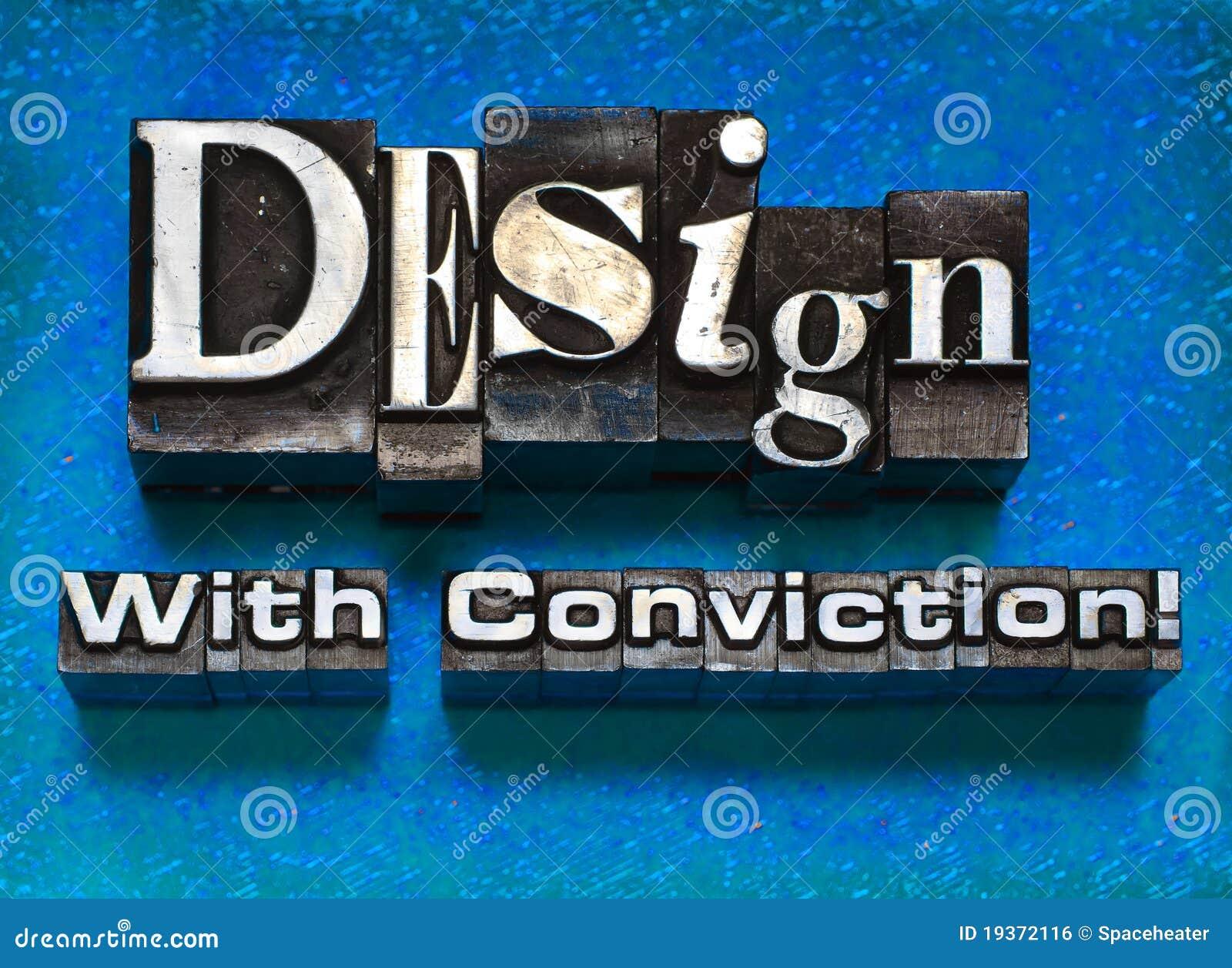 Projeto com convicção
