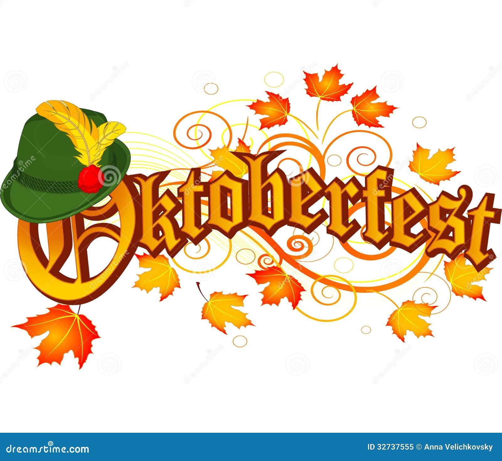 Projeto da celebração de Oktoberfest