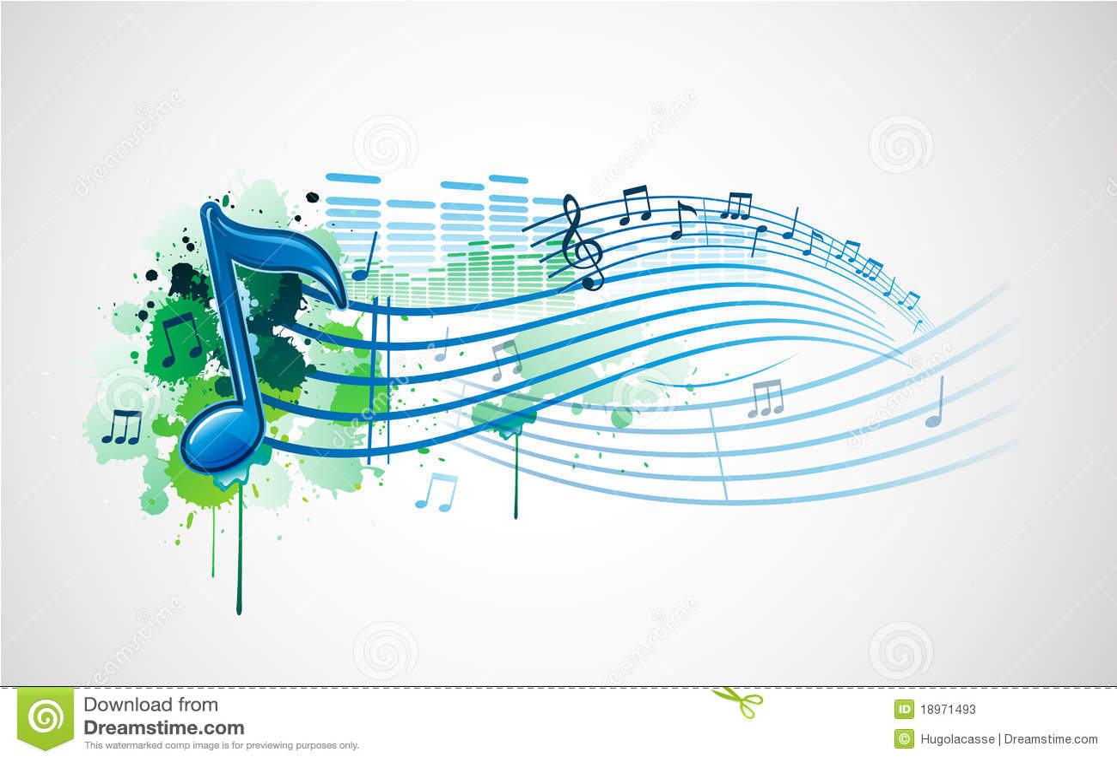 Projeto da nota da música