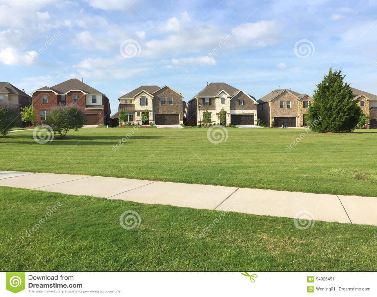 Projeto das paisagens e das casas na comunidade