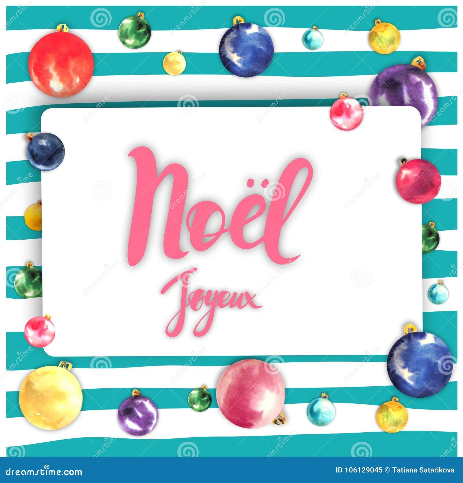 Projeto De Cartão Do Quadro Do Feliz Natal Com Cumprimentos