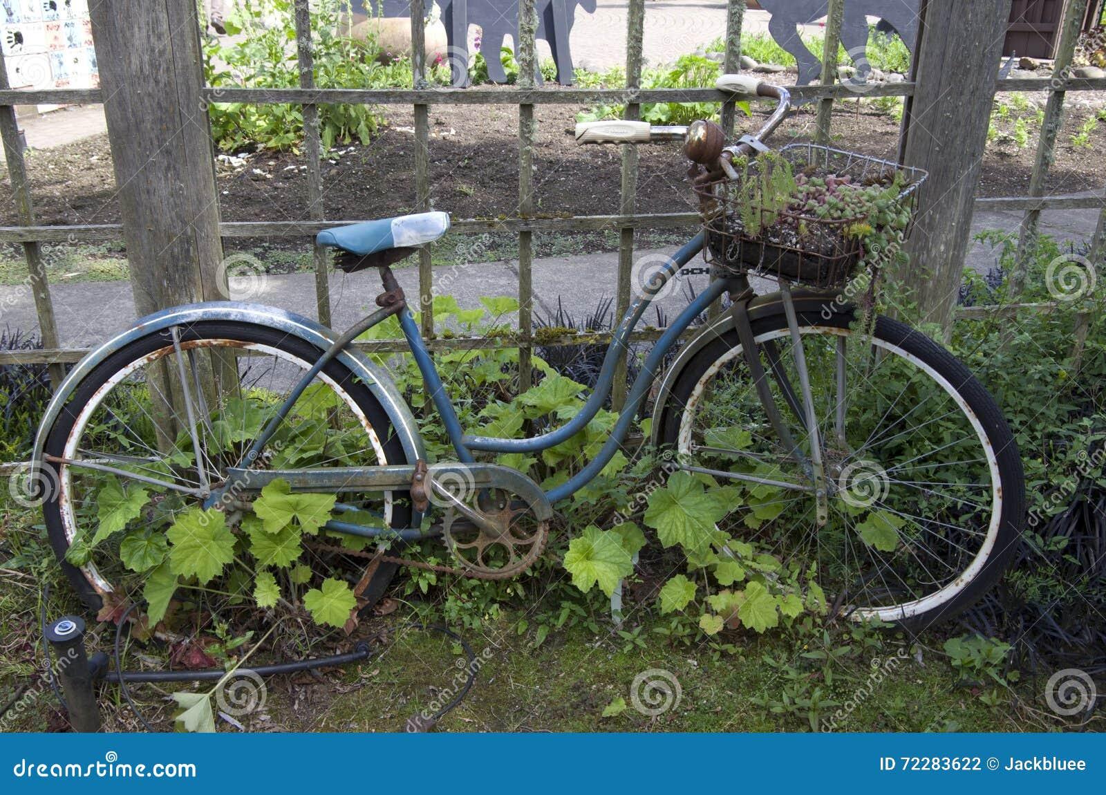 Projeto do jardim reciclado