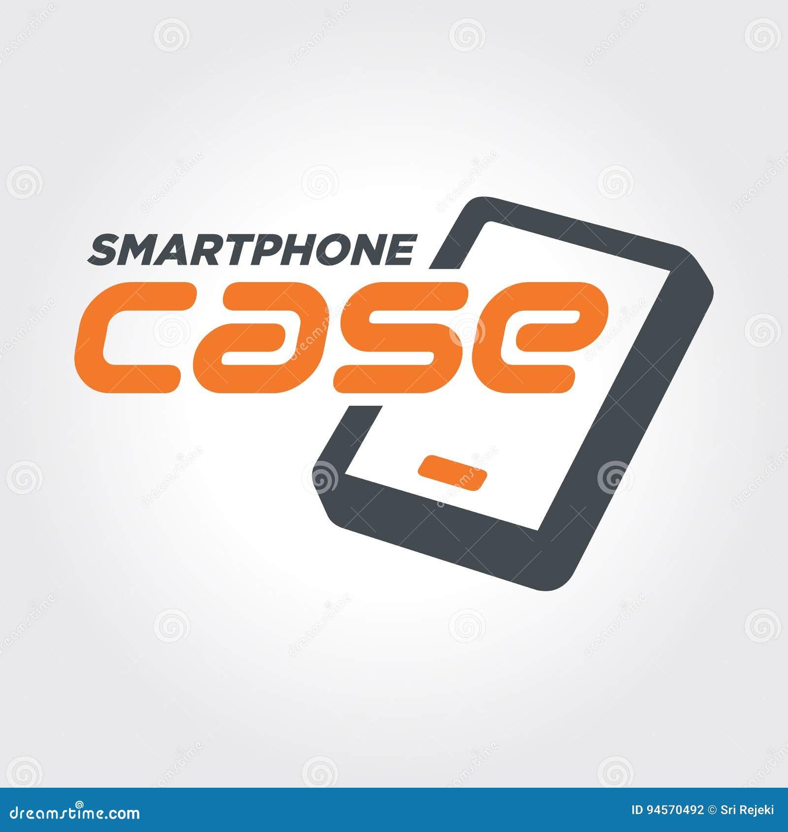 321641ca4d Projeto Do Símbolo Da Loja Dos Acessórios Do Telefone Celular ...