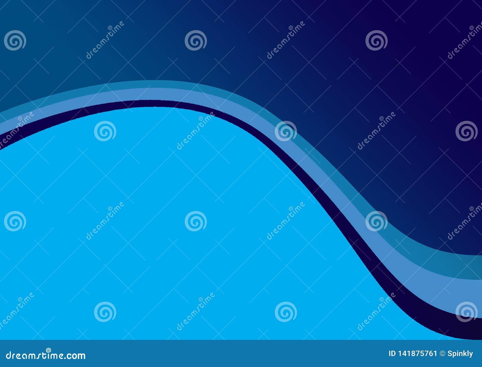 Projeto linear do fundo da curvatura do fundo