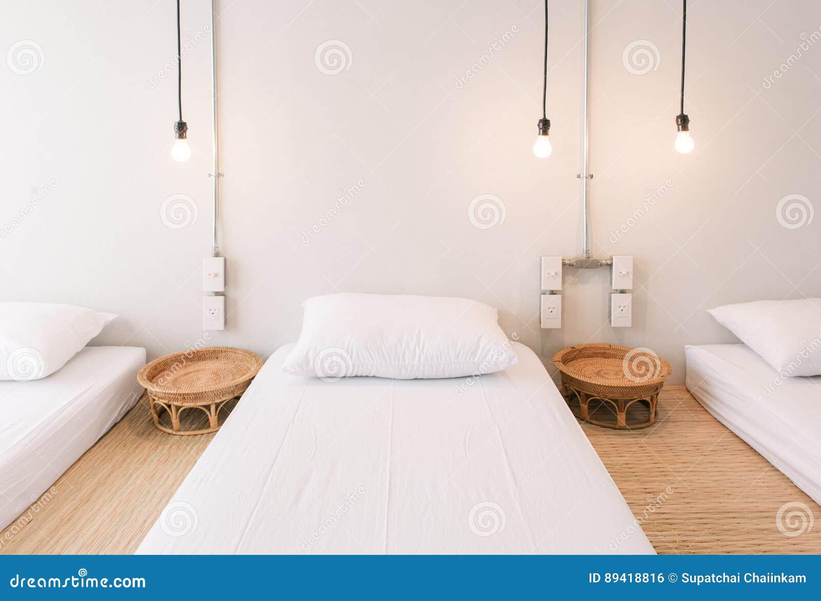 Projeto moderno do quarto