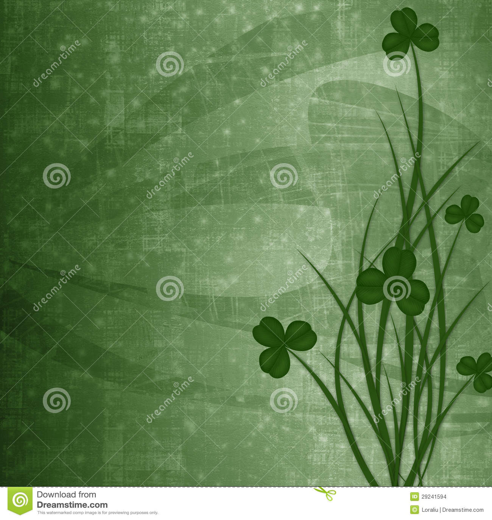 Download Projeto Para O Dia De St Patrick Ilustração Stock - Ilustração de verde, velho: 29241594