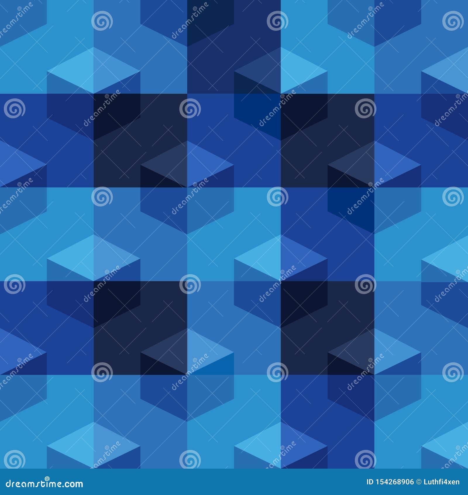 Projeto sem emenda geométrico moderno do teste padrão para o papel de parede
