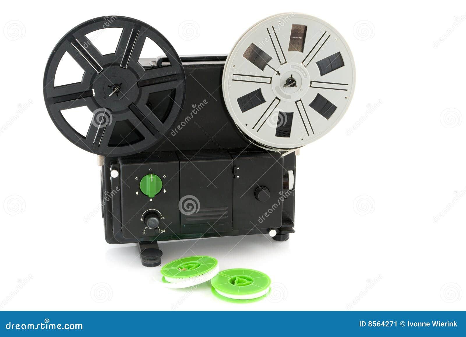 Projetor de filme análogo