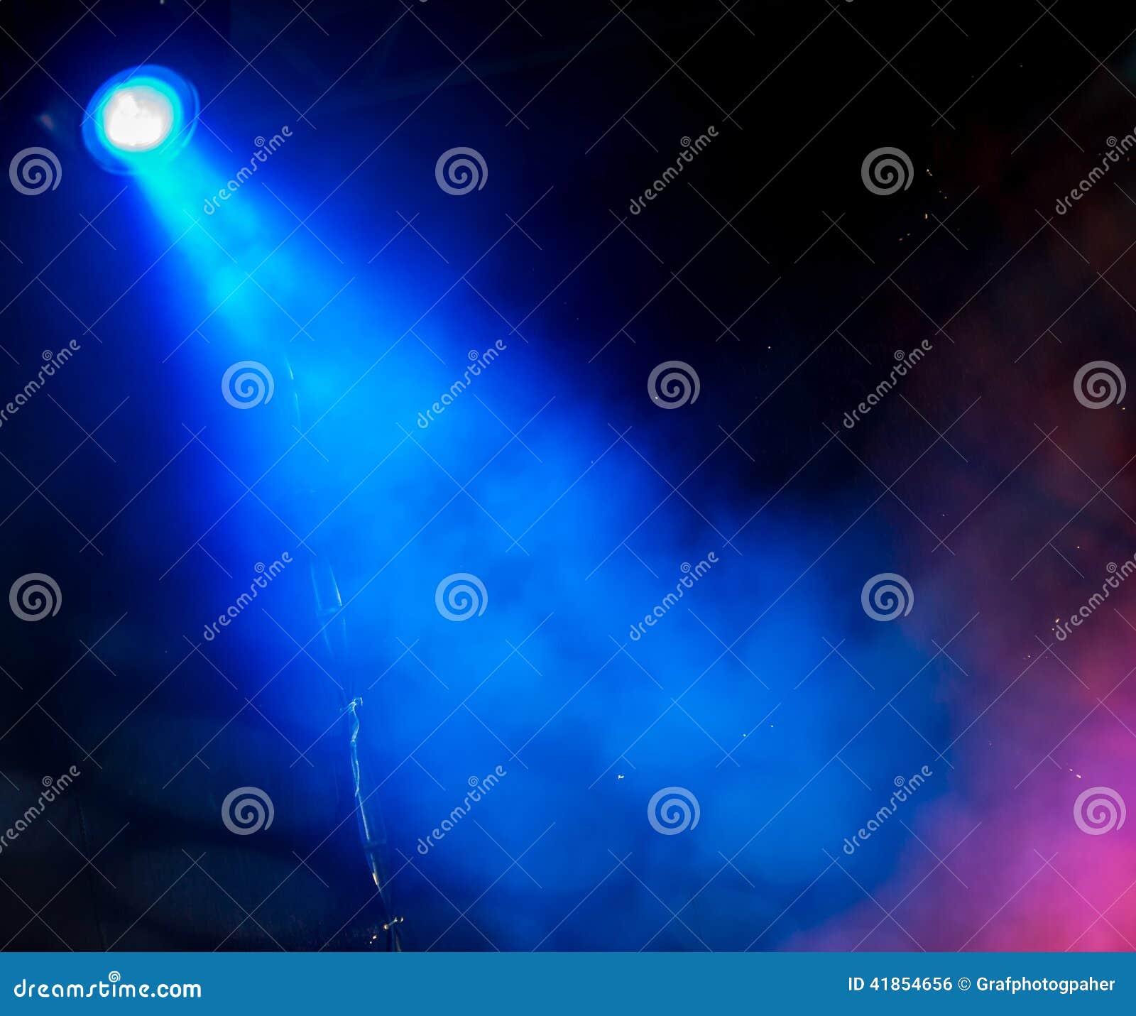 Projetores da iluminação