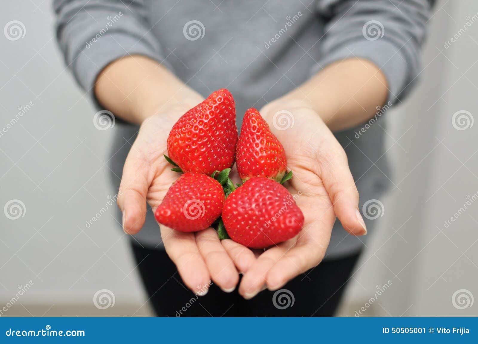 Prolongez les fraises