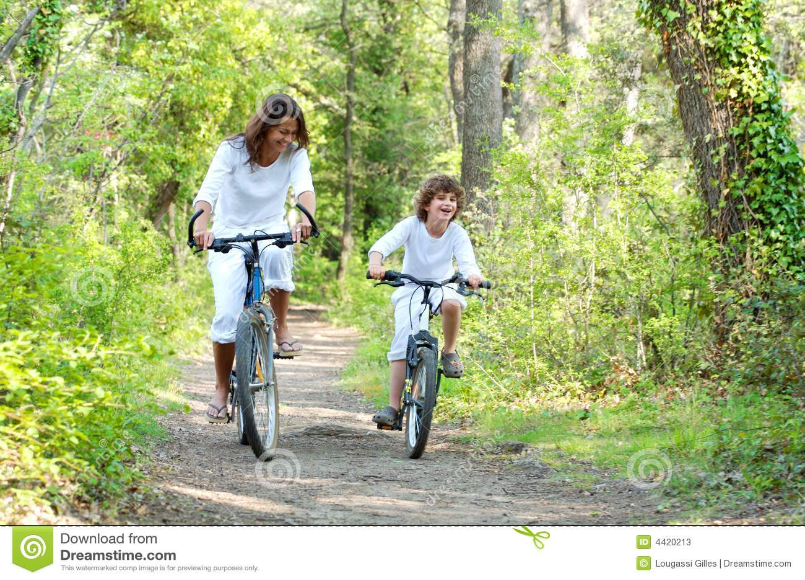 Promenade à vélo 2