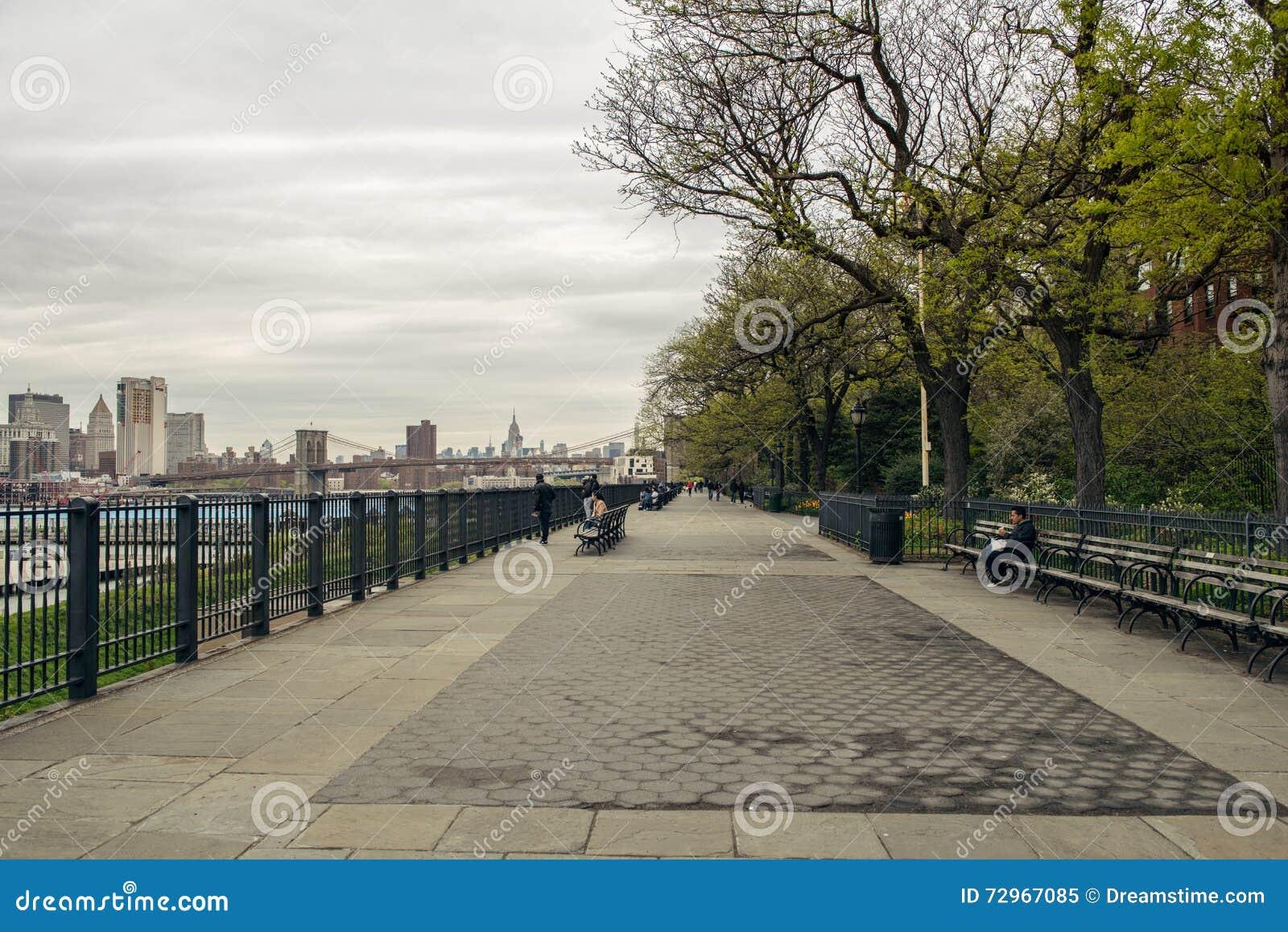 Promenade de Brooklyn Heights