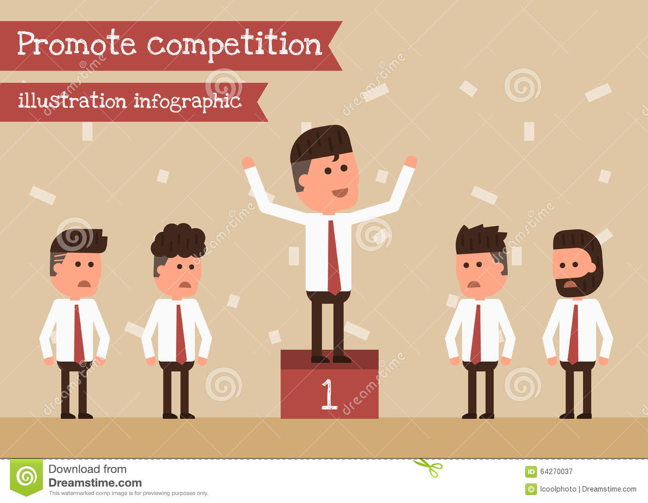 how to avoid competition in business