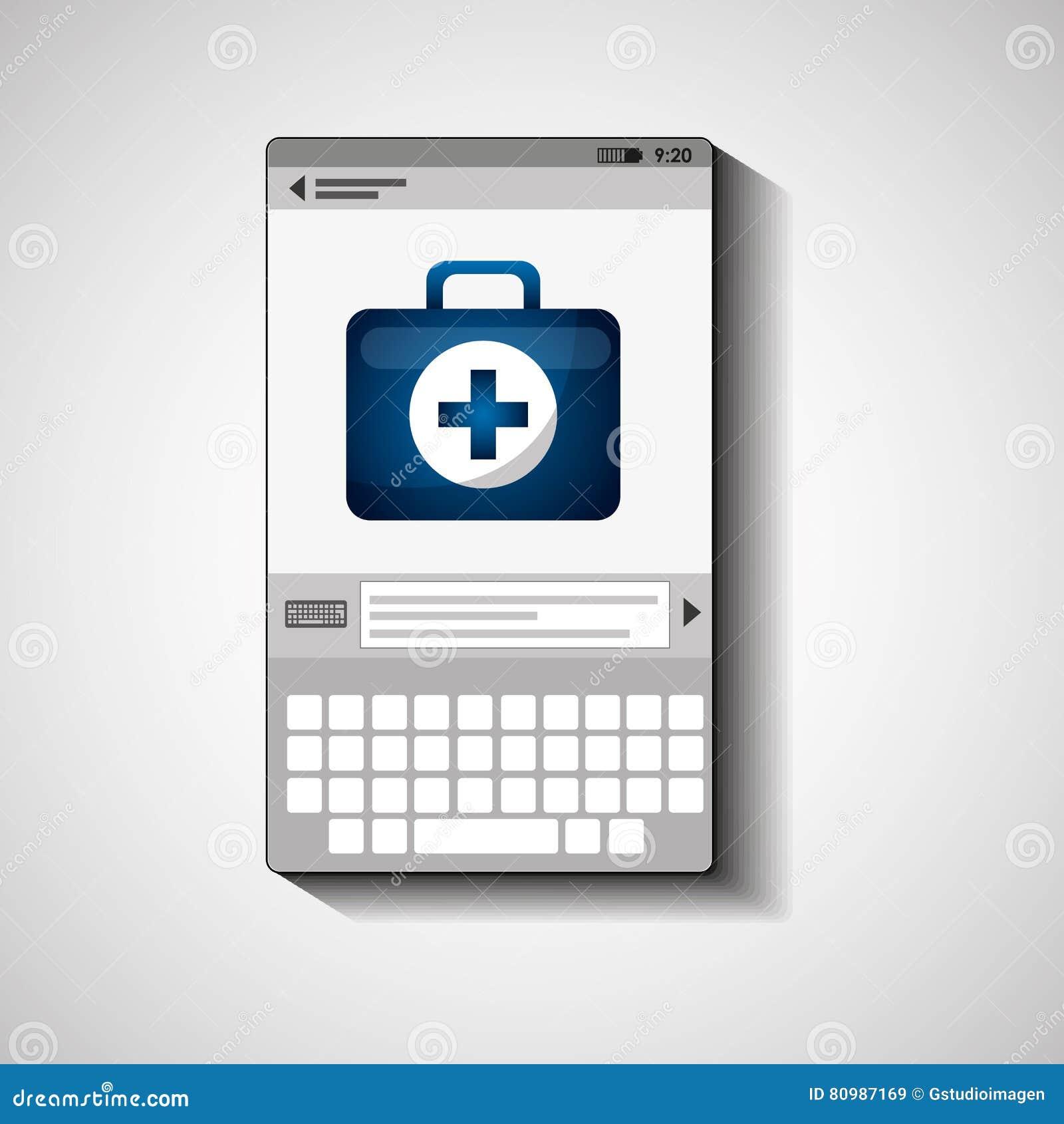 Pronto soccorso del corredo di sanità del dispositivo mobile