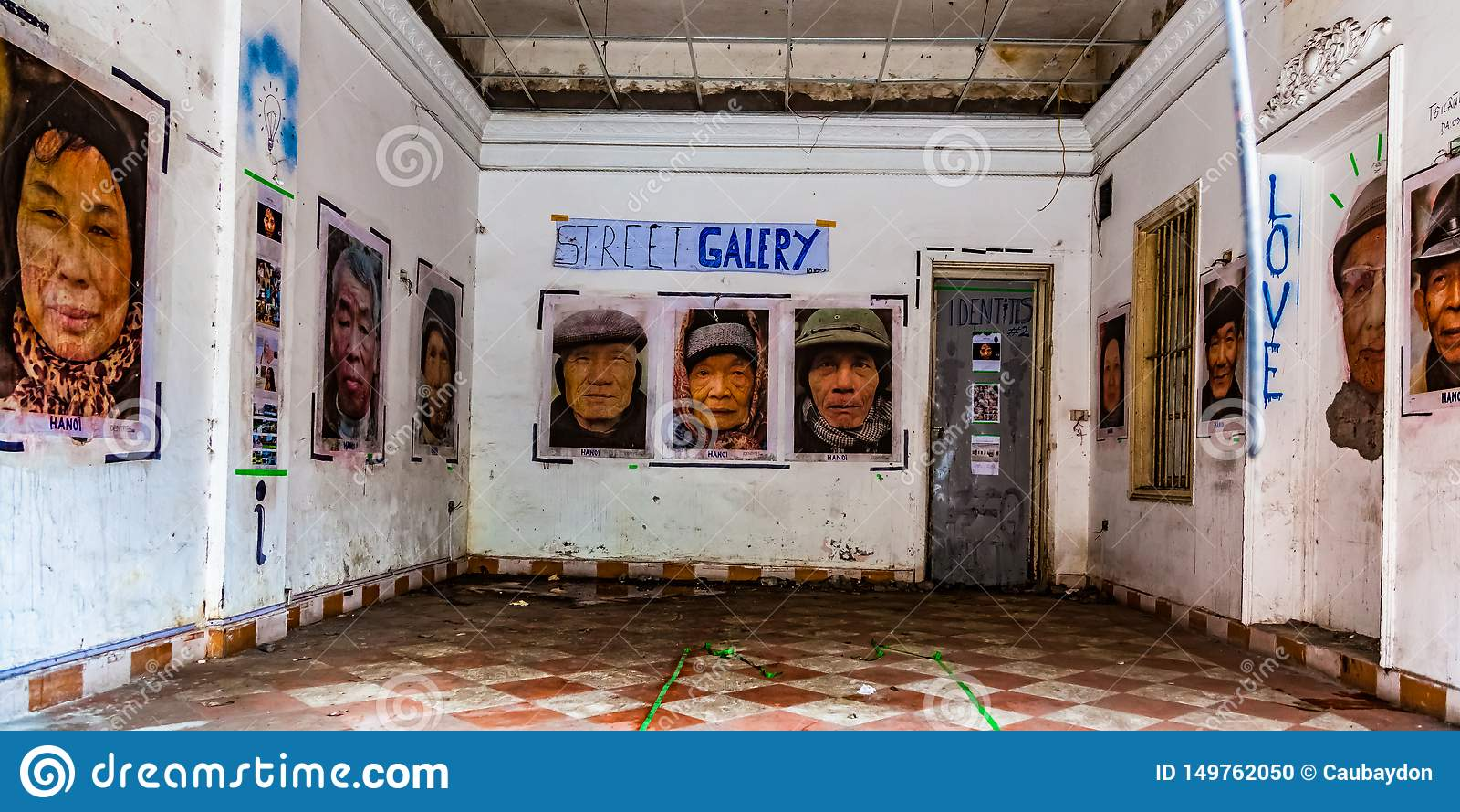 Propaganda, Hanoi, Vietnam