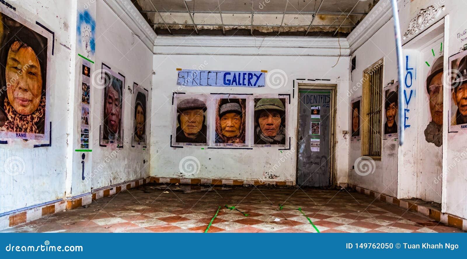 Propaganda, Hanoi, Vietname