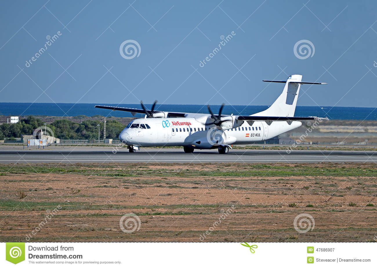 Propeller Engined Aircraft editorial photography  Image of