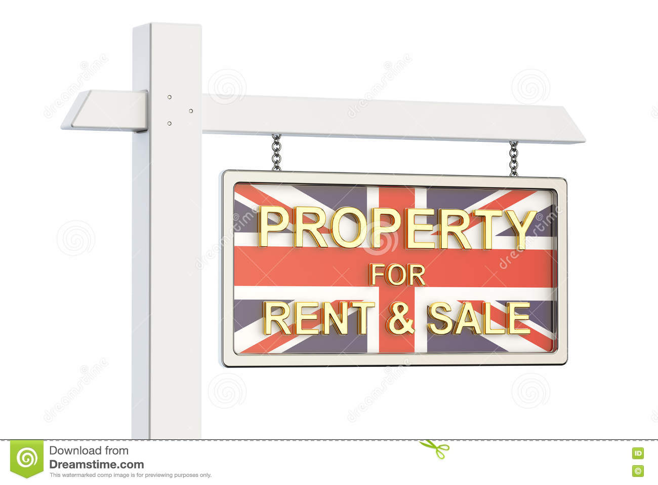 715fb4e88ad5 property for sale and rent in uk concept real estate sign 3d r . men s  adidas marathon print 3d ...