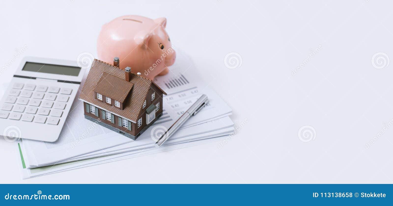 Propiedades inmobiliarias, préstamo hipotecario e hipotecas