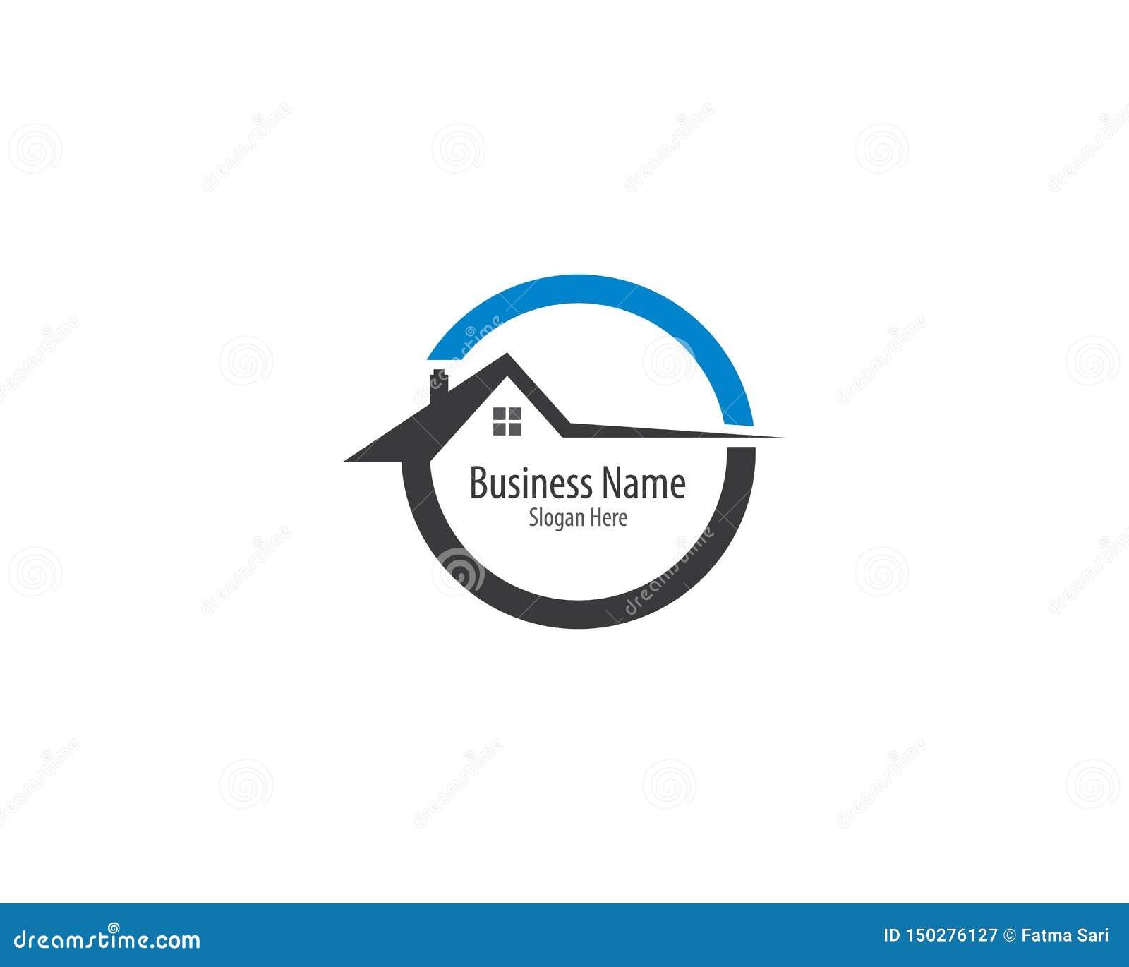 Propriedade Logo Template