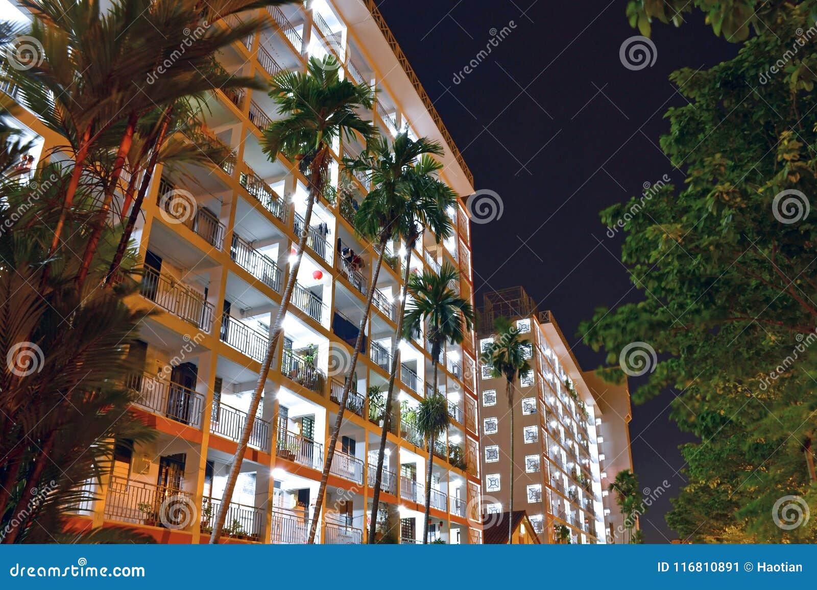 Proprietà dell edilizia popolare di Singapore Dakota