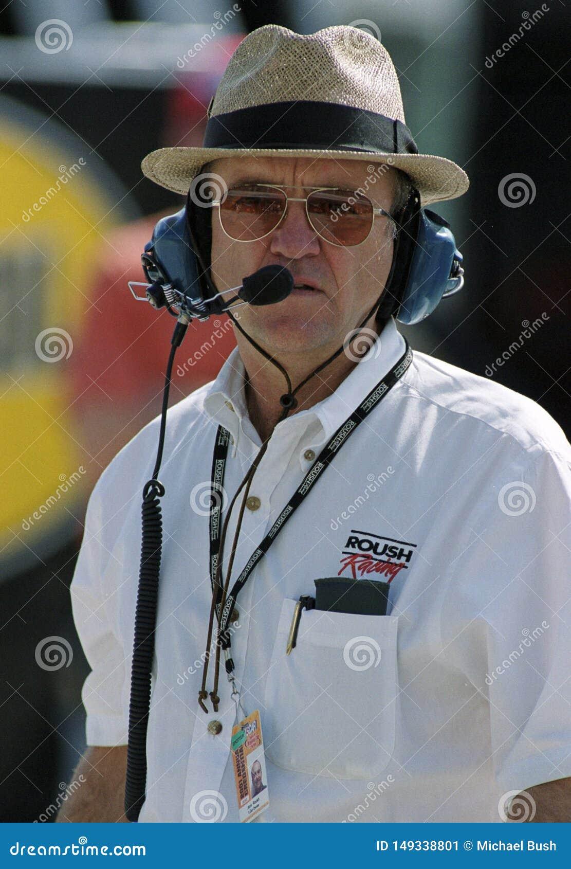 Propriet?rio Jack Roush de NASCAR