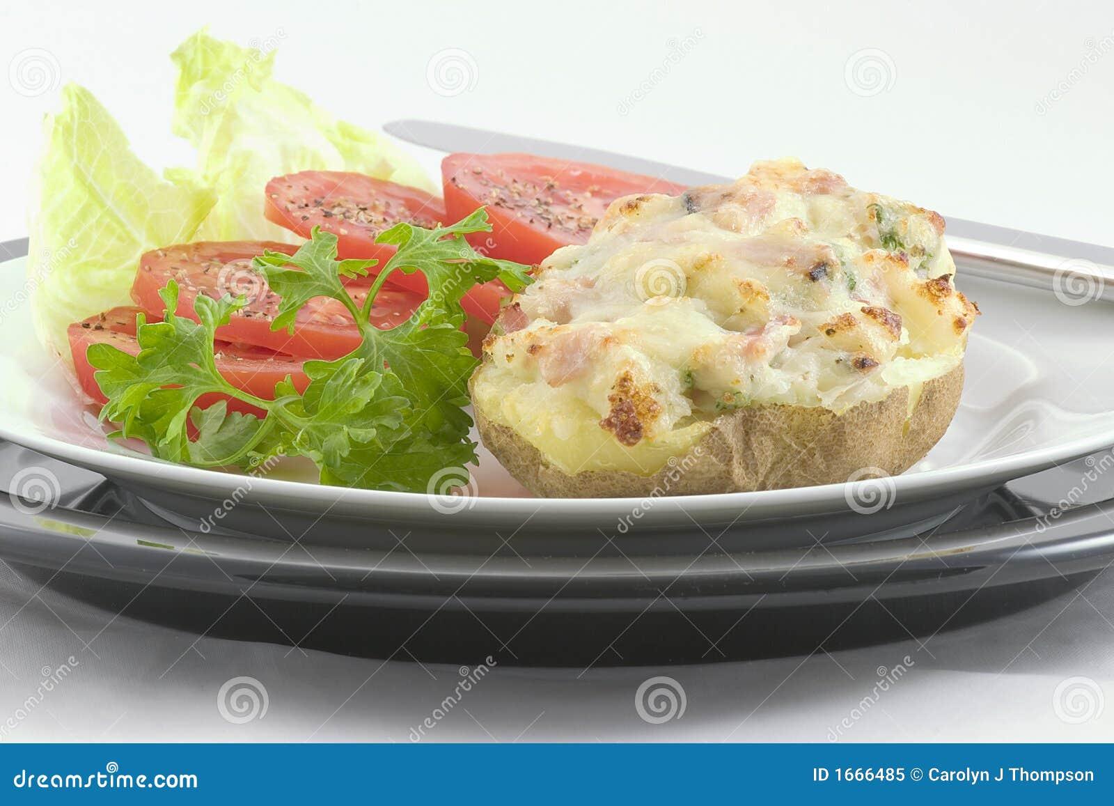 Prosciutto & patata Svizzero-Farcita