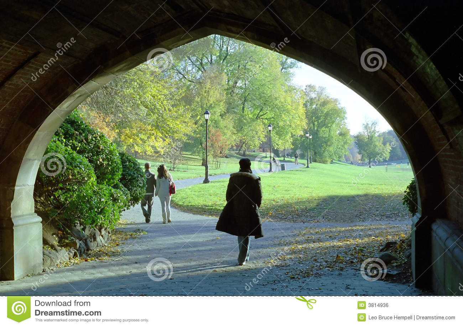 Prospect Park, Brooklyn New York USA