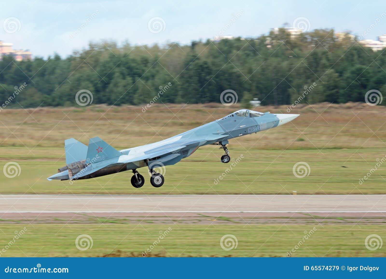 Prospective Airborne Complex Of Frontline Aviation Editorial Stock ...