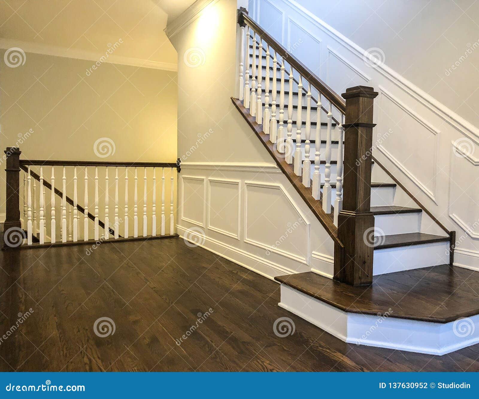 Prospective shoot of the dark cherry hardwood floor.