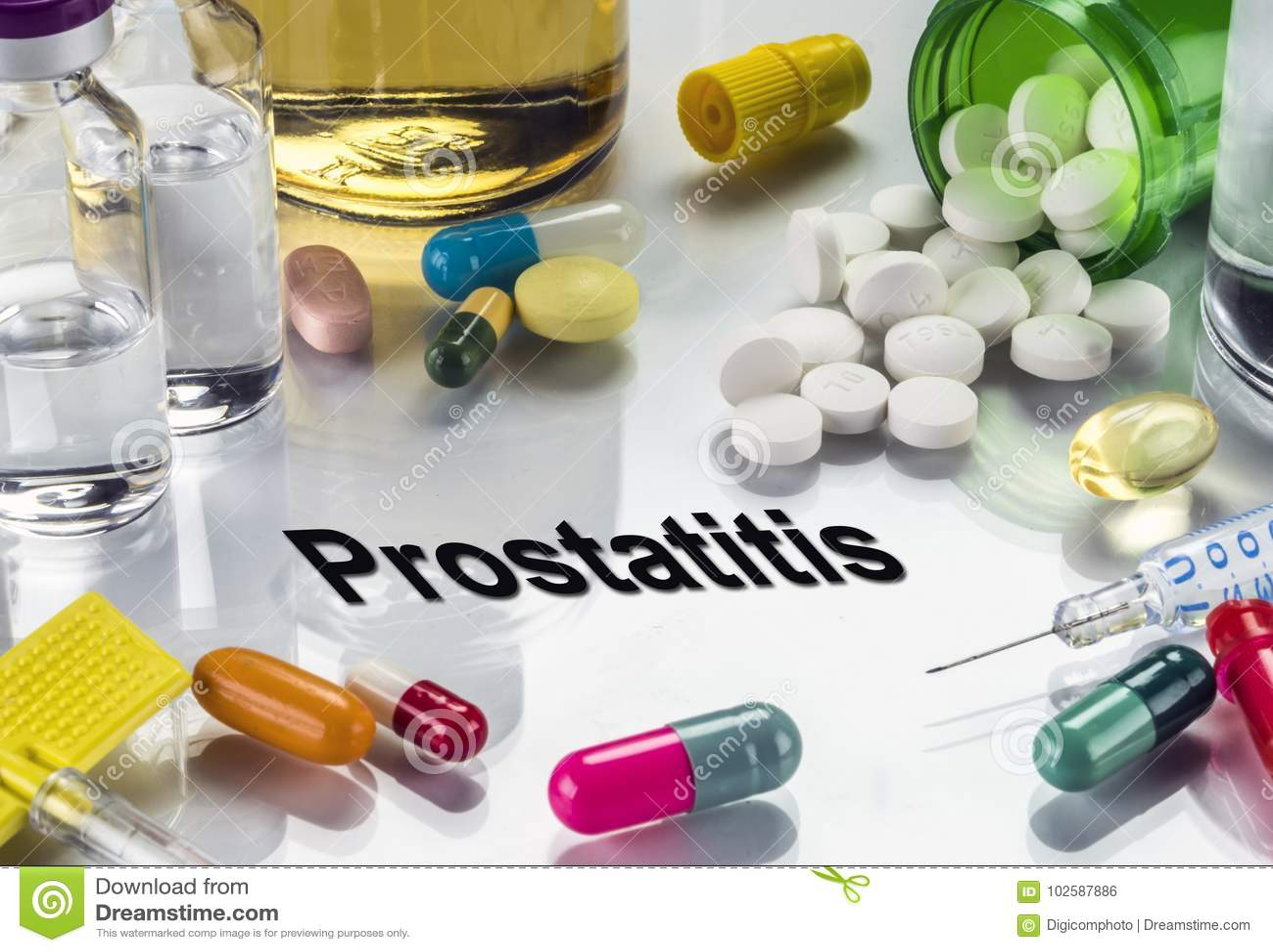 prostatite definicion signos y sintomas