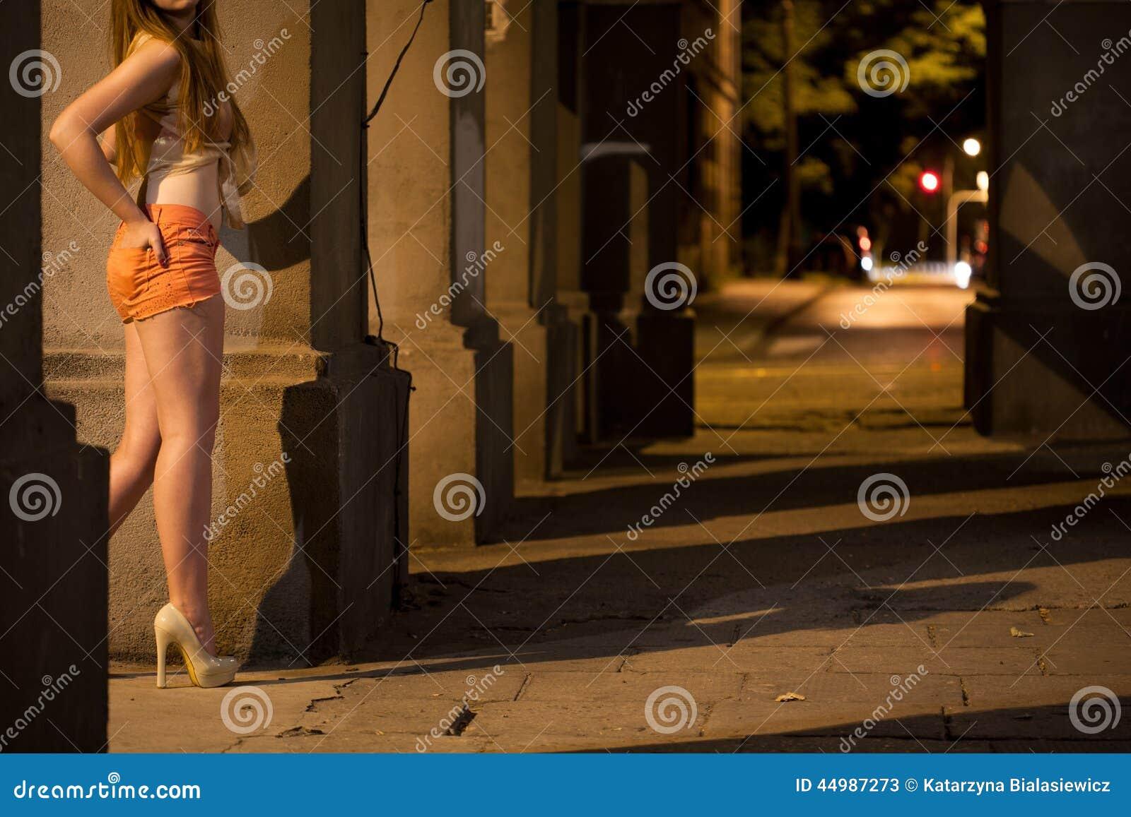 prostitutas en la calle que es prosti