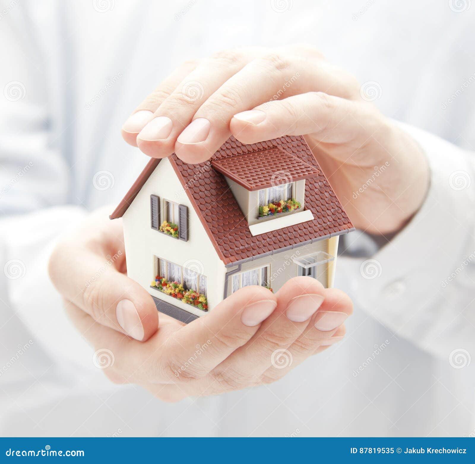 eec7530801375 Proteção da casa imagem de stock. Imagem de propriedade - 87819535