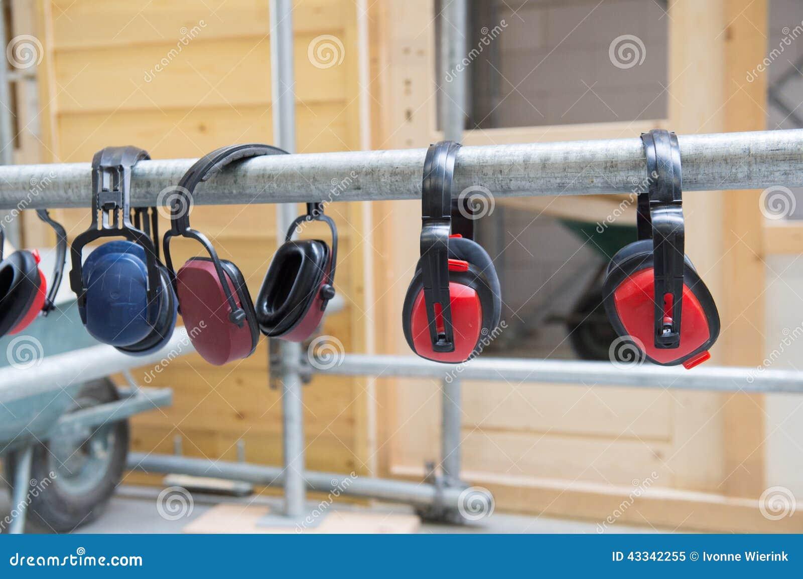 Proteção de orelha para o ruído