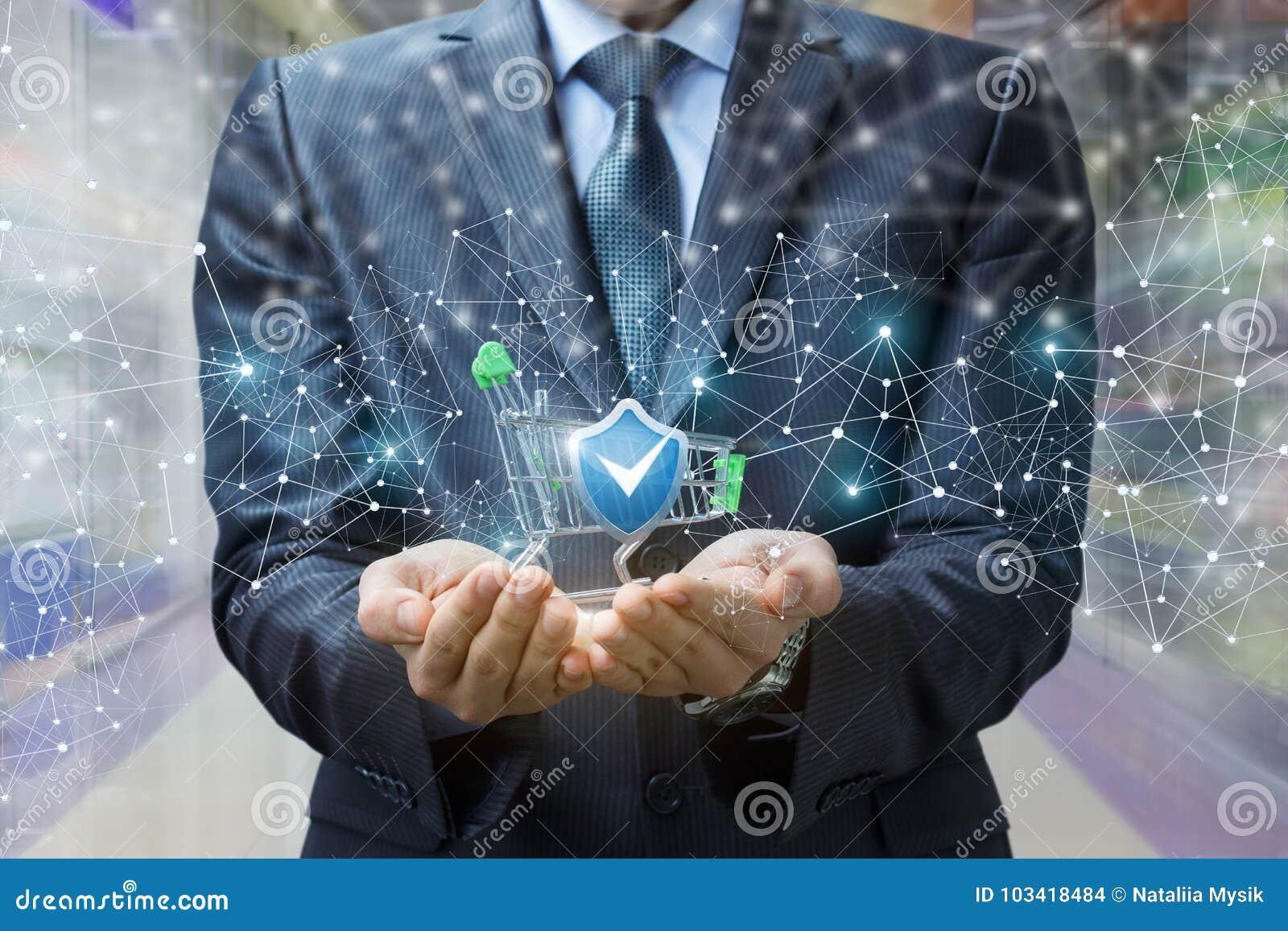 Protección de compras en la tienda en línea