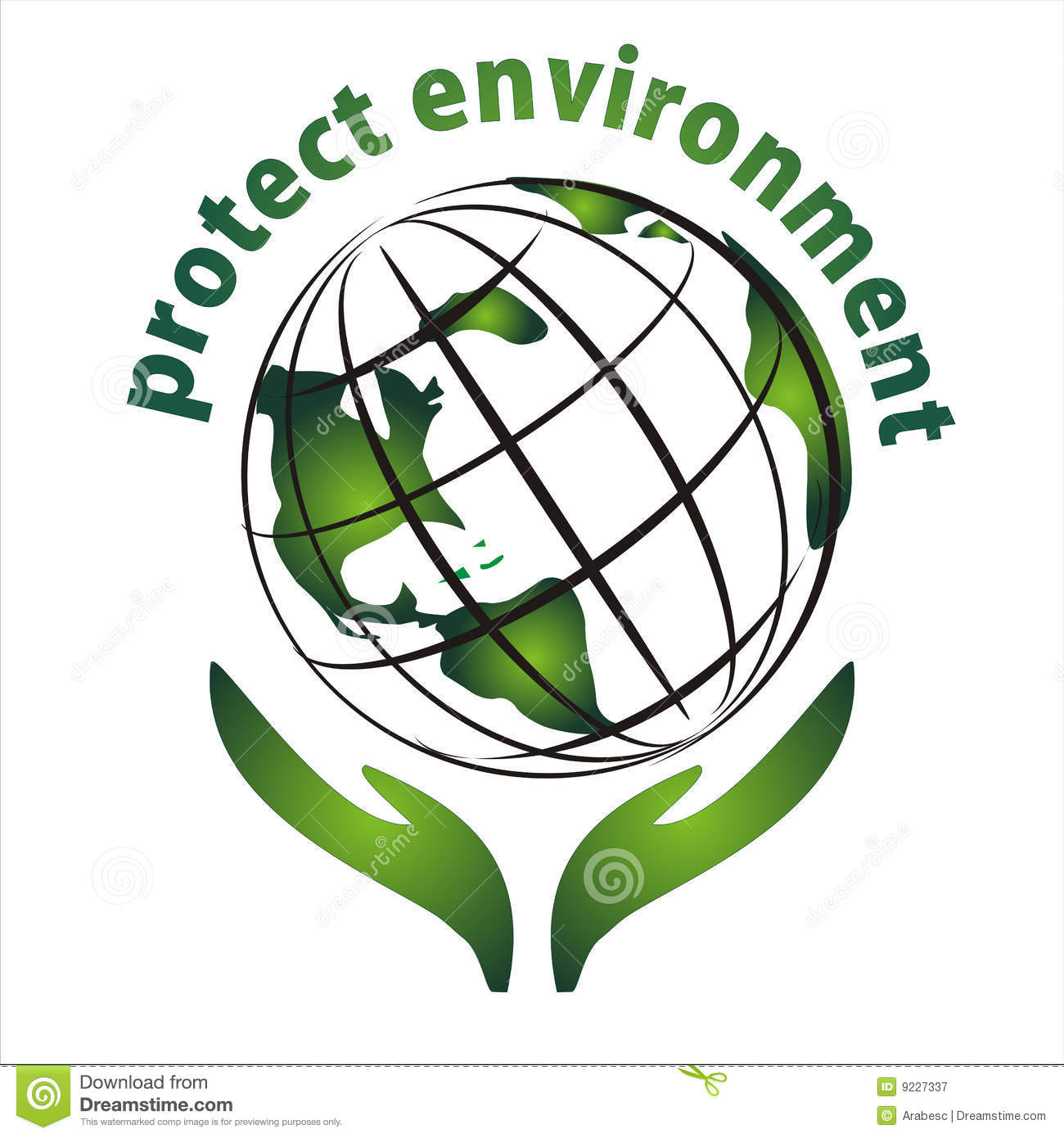 protect environment icon royalty stock photography image protect environment icon