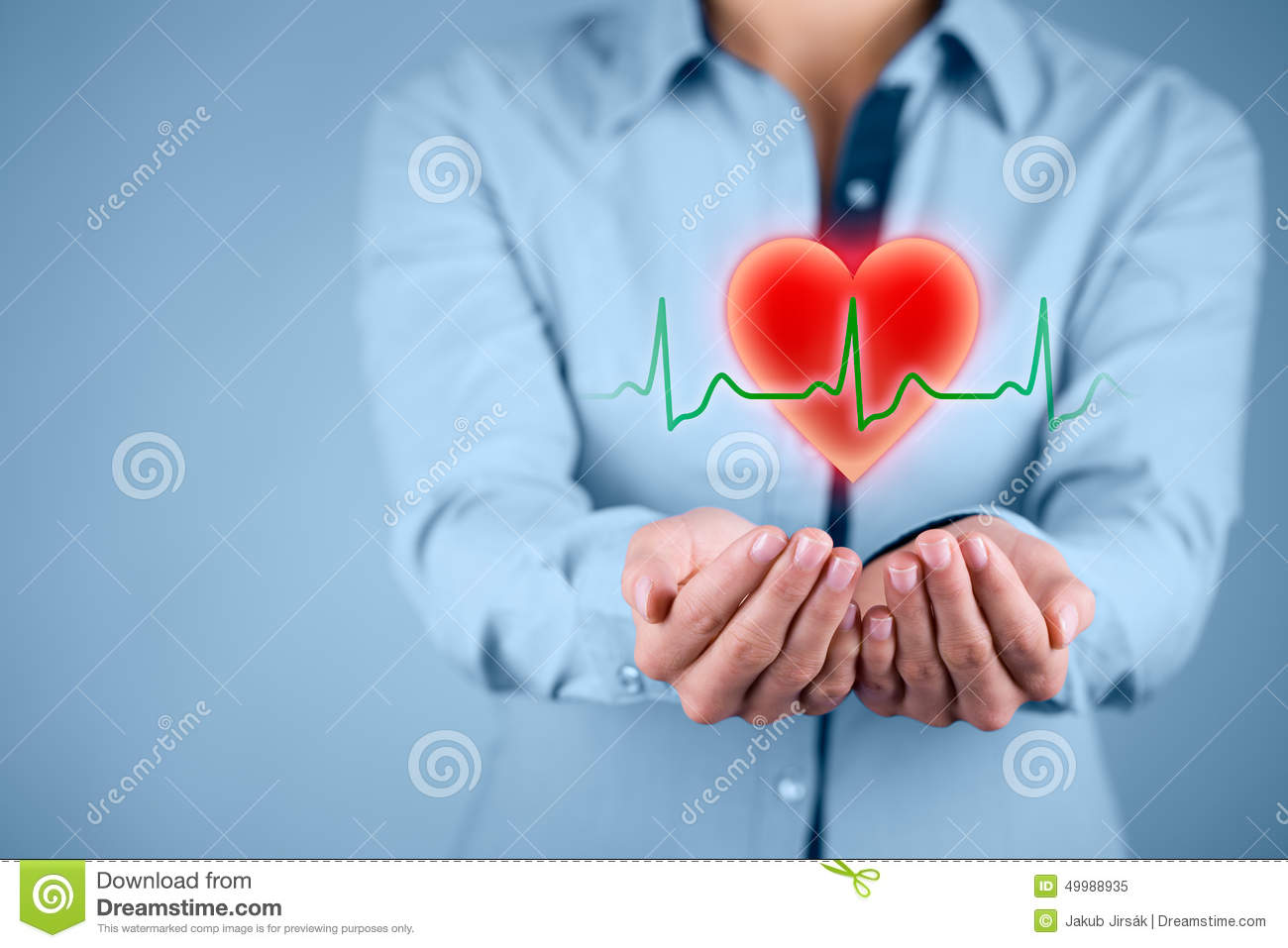 Protect heart healthcare