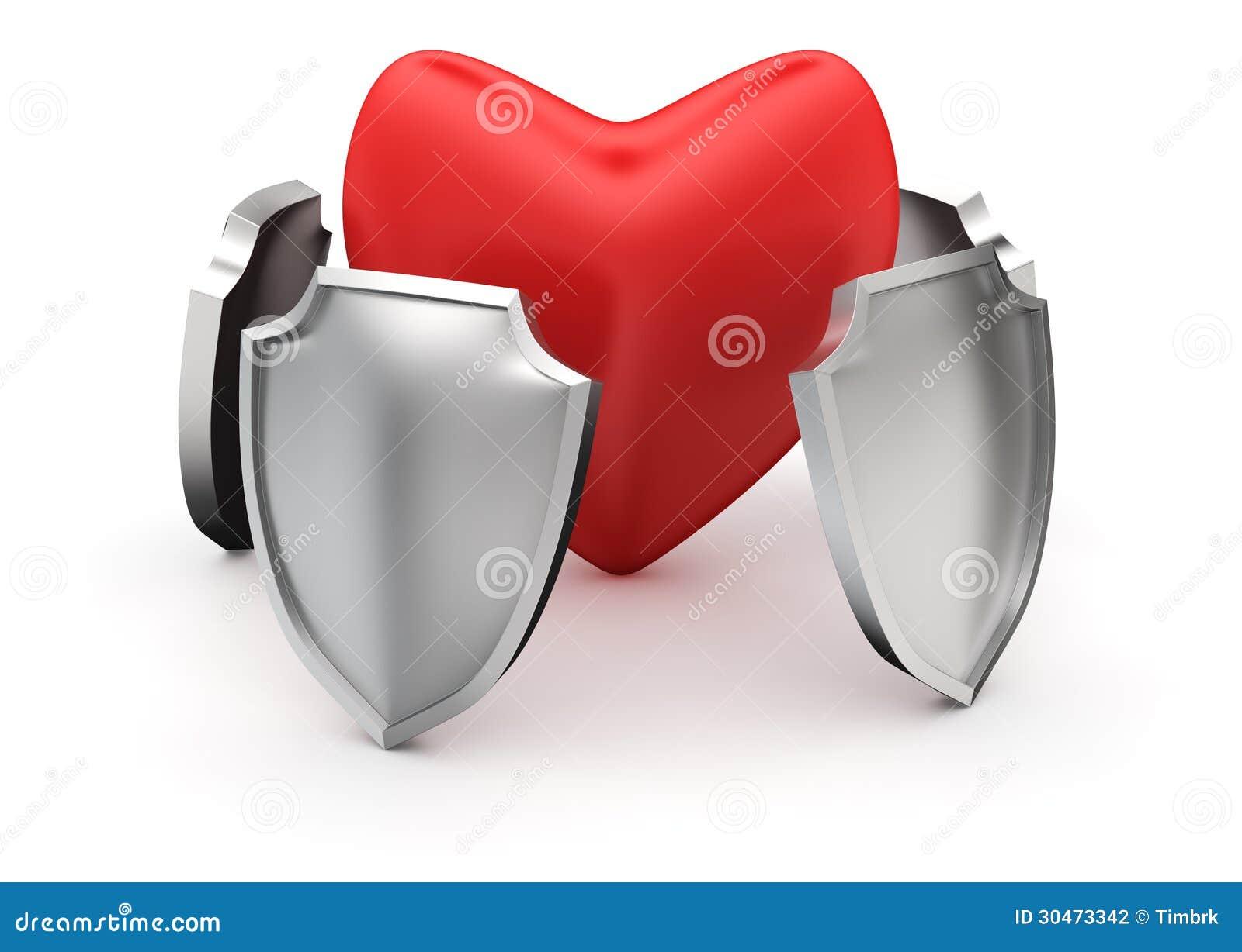 Protection de coeur