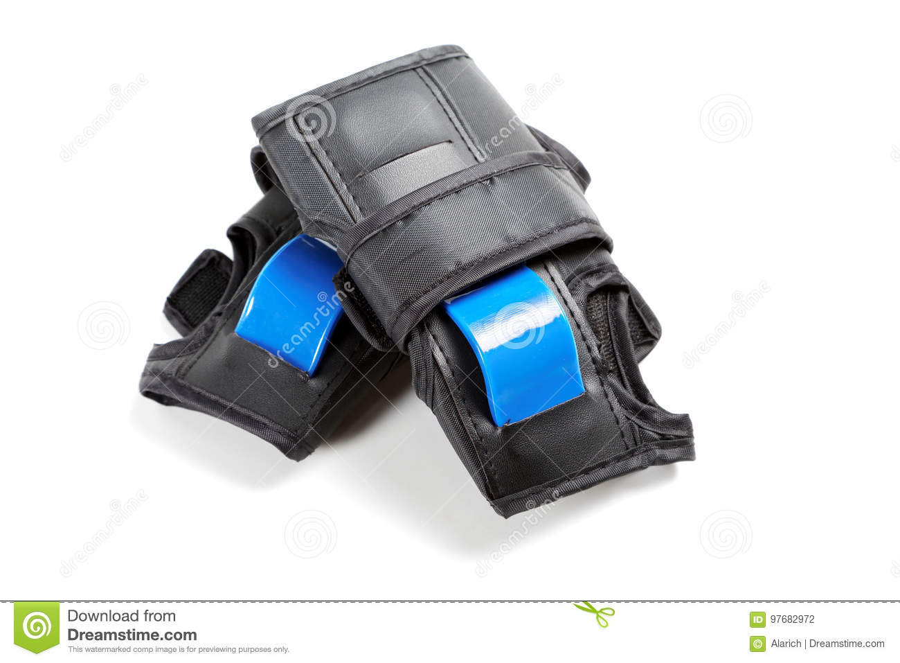 Protection for hands when riding a bicycle