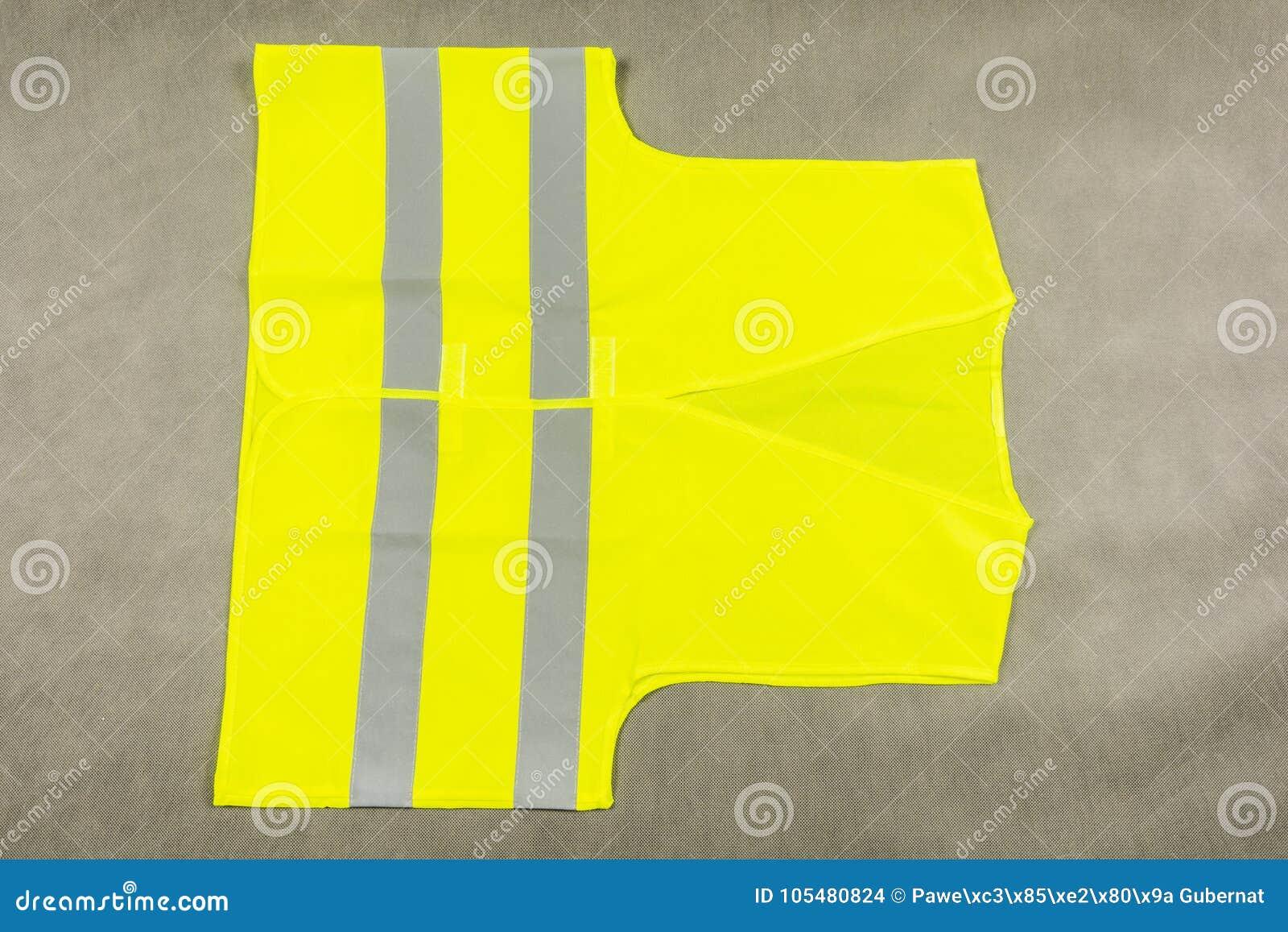 Protective reflective vest.
