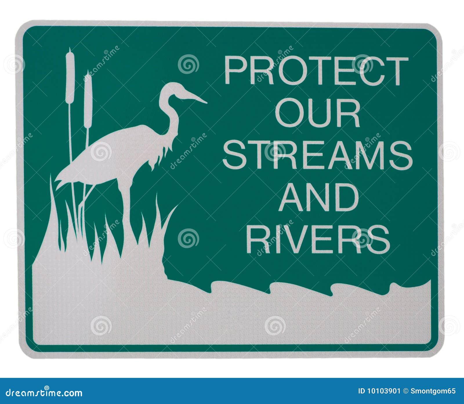 Resultado de imagem para proteja os rios