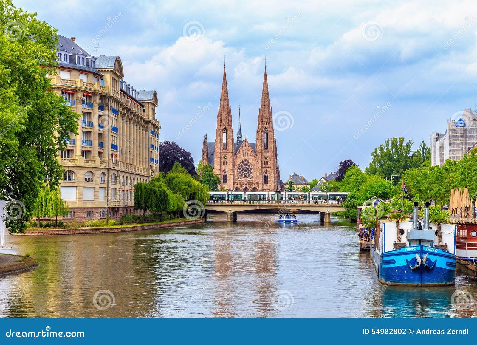 Protestantische Kirche Straßburg