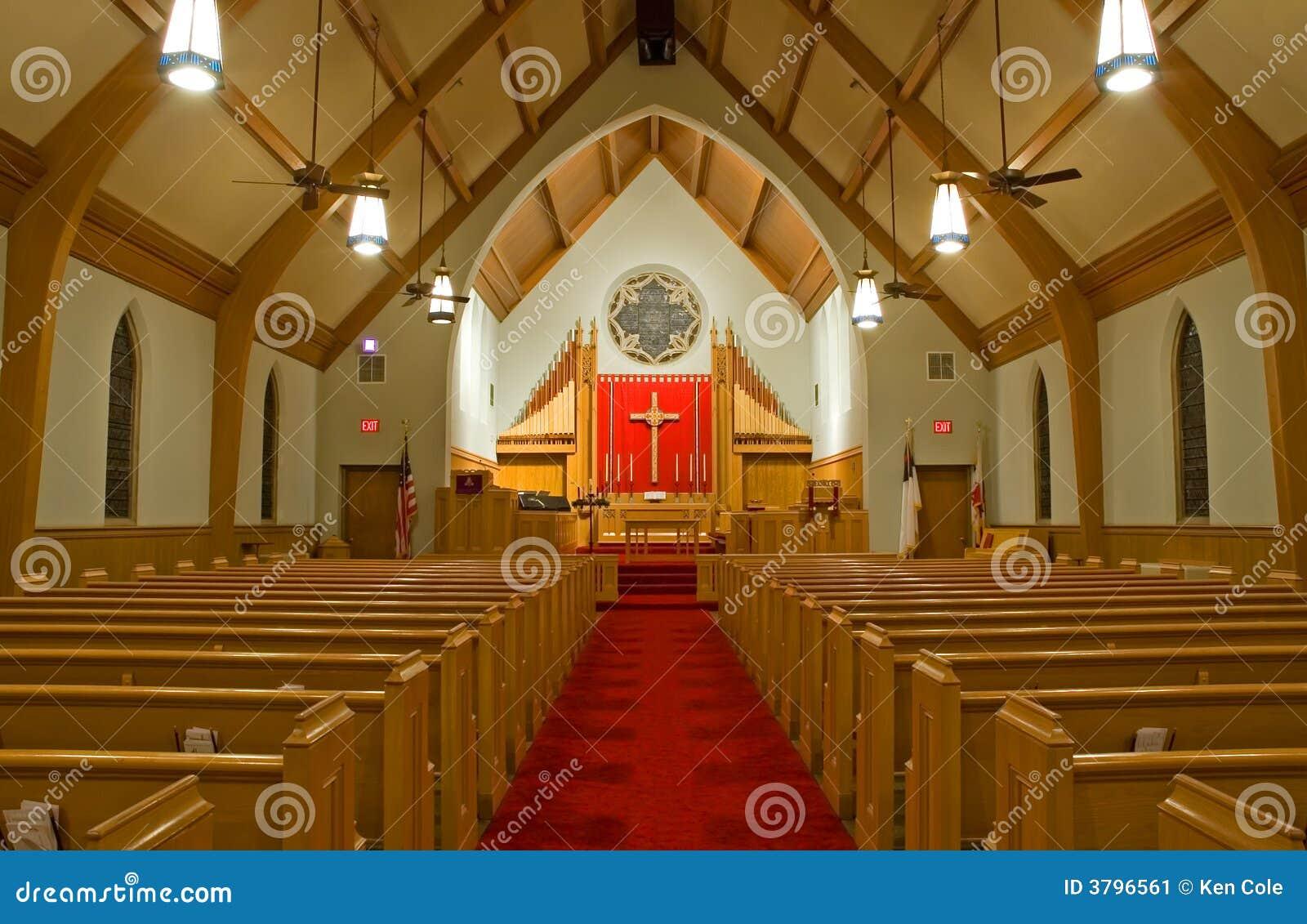 Protestantische Kircheschongebiet