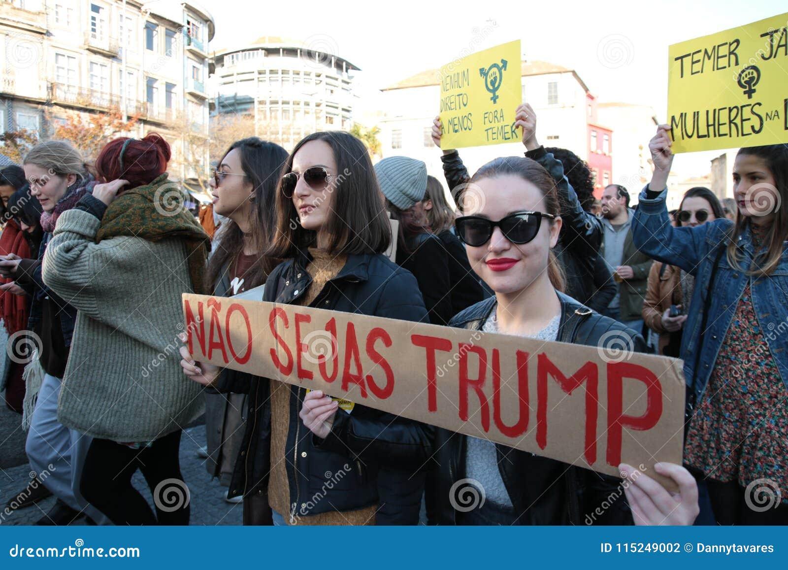 porto portugal women