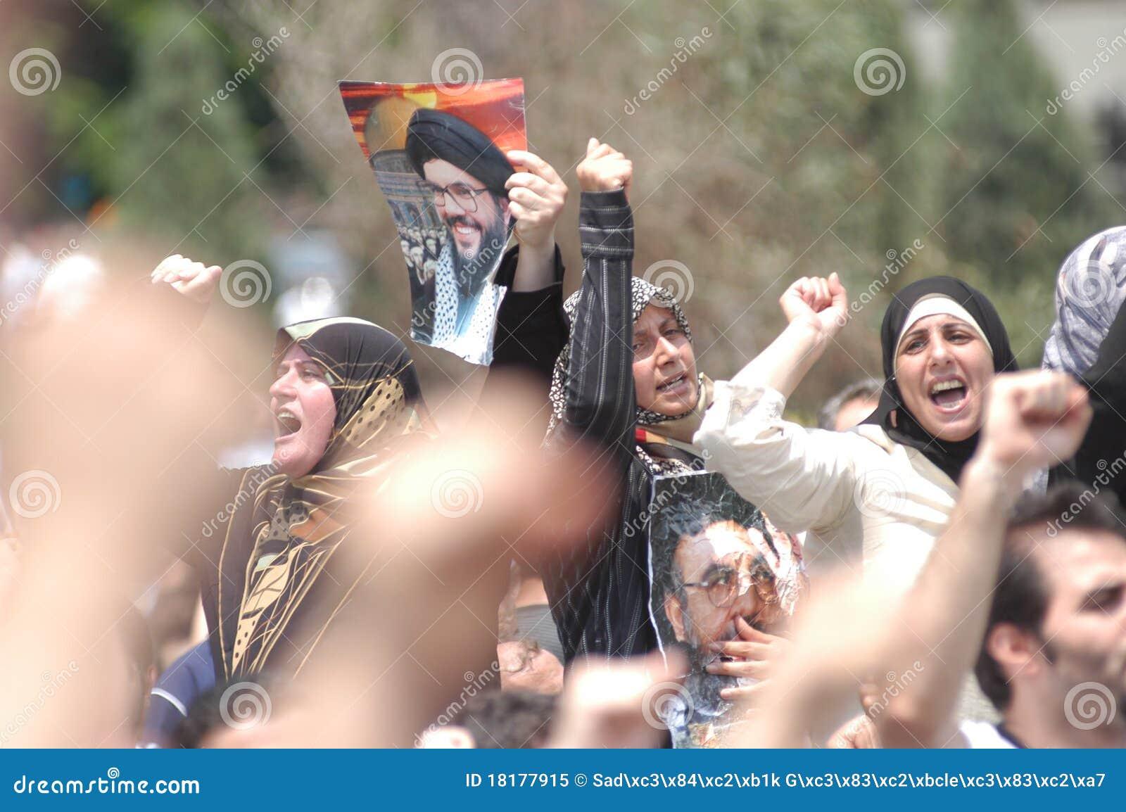 Protesto de Beirute