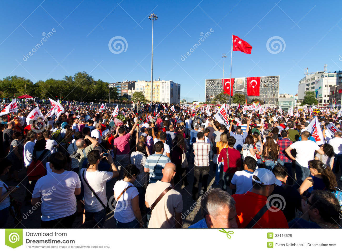 Turkey anti-emergency protests draw government criticism